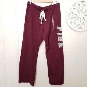 Victoria secret pink size L pants